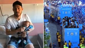 Watch: David Silva Sends Beautiful Video Message To All Those At Man City's Parade