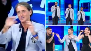 There Was A 3-Hour TV Show Dedicated To Revealing Italy's Euros Squad And It Was Utter Chaos