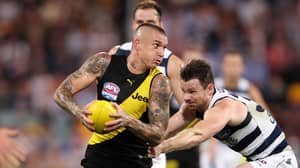 Fans Are Already Asking How Long Dustin Martin Will Leave His Car Outside The Gabba For