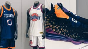 Space Jam 2 Jersey's And  LeBron 17 Sneakers Revealed