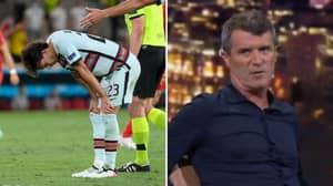 Roy Keane Calls Joao Felix 'An Imposter' After Performance vs Belgium