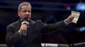 UFC Announcer Bruce Buffer Names Three Dream Bouts He'd Love To See In The Octagon