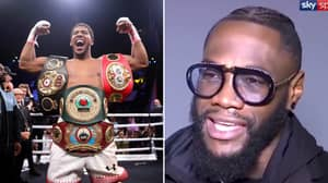 """Deontay Wilder Responds To Anthony Joshua's Tweet Calling For """"Undisputed"""" Fight"""