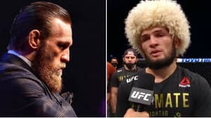 Conor McGregor Reacts To Khabib Nurmagomedov Becoming The UFC's Pound-For-Pound King