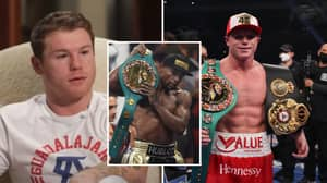 Canelo Alvarez Claims He Would Have Knocked Floyd Mayweather Out In His Prime