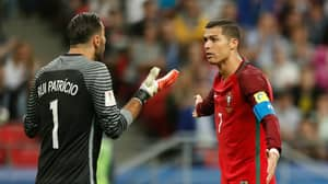 Cristiano Ronaldo Criticised For Being Fifth In Line For Penalties