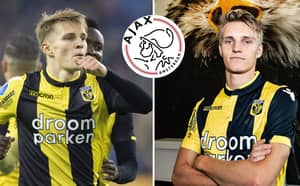 Real Madrid's Martin Ødegaard Gives A Classy Response To Interest From Ajax