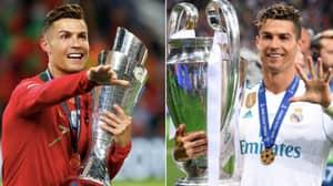 Cristiano Ronaldo's Nations League Win Adds To Incredible CV