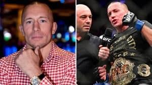 UFC Legend Georges St-Pierre Has Announced His Retirement From MMA