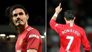 Major Edinson Cavani Update Means Cristiano Ronaldo's Manchester United Number Has Been Decided