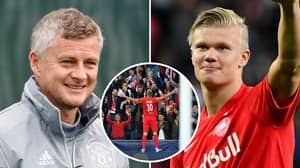 Erling Braut Haland's Father Opens Up About His Son Signing For Manchester United