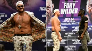 Tyson Fury Has A Huge Three-Fight Plan That Includes Massive UFC Debut