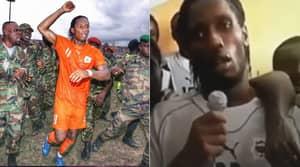 When Didier Drogba Stopped A Civil War