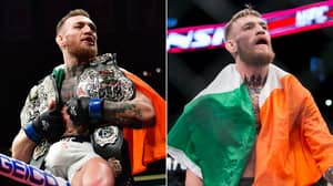 Conor McGregor Included Himself When He Named His UFC GOATs