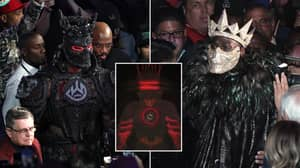 Images Of Deontay Wilder's New Costume Revealed Online, It's 'Significantly Lighter'
