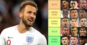 England Squad For World Cup Qualifiers Ranked From 'World Class' To 'Dire Selection'