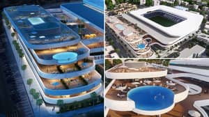 Marbella FC Reveal Plans For Insane 18,000-Seater Stadium With Swimming Pools And Hotel Attached