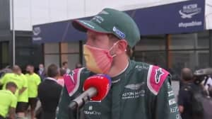Sebastian Vettel's Second-Place Finish At The Hungarian GP Has Been Ruled Out