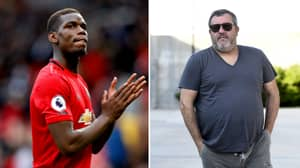 Mino Raiola Says Paul Pogba Does Want To Stay At Manchester United