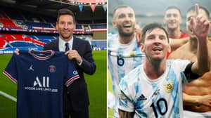 Lionel Messi's PSG Contract Contains Special 'Argentina' Clause