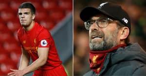 Liverpool Player Injured Teammate To Get Into Jurgen Klopp's First Team
