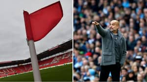 Pep Guardiola Names Who He Thinks Is The Best Corner Taker In The Premier League