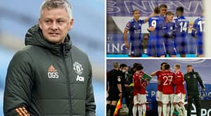 Manchester United Knocked Out Of The FA Cup By Leicester City In 3-1 Defeat At King Power