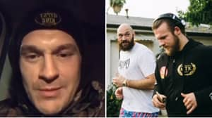 Tyson Fury 'Stopped A Stranger From Killing Himself', Took Him On 3-Mile Run
