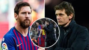 Tito Vilanova's Final Service To Barcelona Was Convincing Lionel Messi To Stay