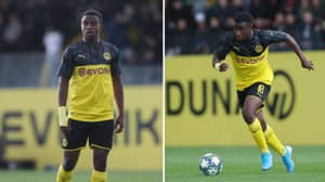 A New Rule In German Football Means We Could Be Seeing A Lot More Of Youssoufa Moukoko
