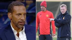 Rio Ferdinand Explains Brilliantly Where It Went Wrong For David Moyes At United