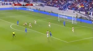 Shkodran Mustafi's Shocking Display Of Defending Allows Al-Nasr To Score Against Arsenal