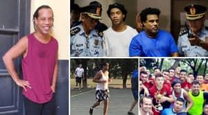 Brazil Legend Ronaldinho Has Transformed His Life Since Leaving Prison Four Months Ago