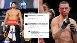When Nate Diaz Paid Fan's Rent Who Lost Money Betting On The UFC Star