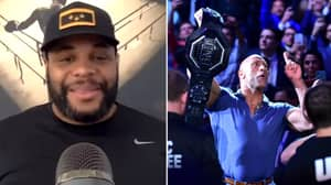 Daniel Cormier Names The Five UFC Stars Who Are Worthy Of Fighting For The BMF Title
