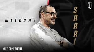 Maurizio Sarri Officially Named New Juventus Coach