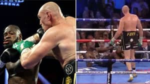 Tyson Fury Beats Deontay Wilder With Incredible Performance