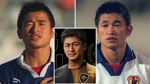 54-Year-Old Japan Legend Kazuyoshi Miura Will Be 'Immortalised' In PES Series As Part Of Ultimate Tribute
