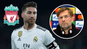 'We Wouldn't Even Sign Sergio Ramos If He Was Available On A Free Transfer,' Says Liverpool Source