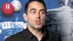 This Ronnie O'Sullivan Interview Is the Most Savage Thing You'll See Today