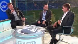 WATCH: Gerrard And Lampard Unimpressed By Benjamin Mendy Tweet