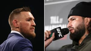 "Jorge Masvidal Calls Conor McGregor ""A F**king G"" In Massive U-Turn"