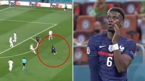 Paul Pogba Hits Wonder Strike In France Euro 2020 Draw With Switzerland