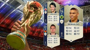 The 17 Legendary 'Icons' To Be Included In FIFA 18's World Cup Mode Revealed