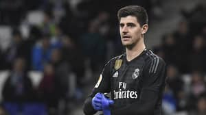 Thibaut Courtois Explains What's To Blame For Poor Real Madrid Position