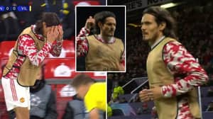 Edinson Cavani Left Villarreal Staff Furious With His S**thousery Before Getting On The Pitch