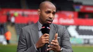 Thierry Henry Says There's Only One World-Class Striker In The Premier League