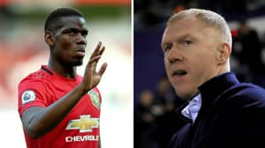 Paul Scholes Claims Paul Pogba Would Be 'No Big Loss' To Manchester United