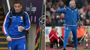 What Stoke City Have Told Ibrahim Afellay Is Blunt And Brutal