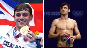 Tom Daley's Classy Response To Russian State TV Who Attacked Him With Homophobic Insults
